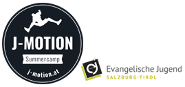 j-motion.at - Summercamp - Logo